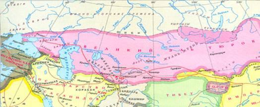 Царство гуннов (савир) в дагестане